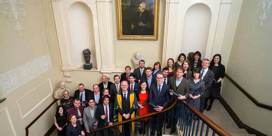 Closing 7 January - 2019 Charlemont Grants | Royal Irish Academy