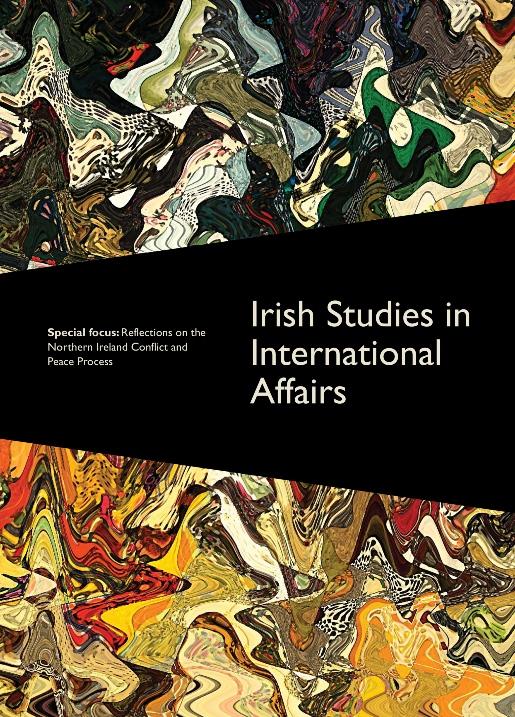 Irish Studies In International Affairs Royal Irish Academy