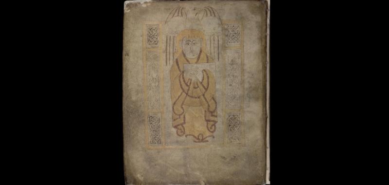 The Stowe Missal and Gospel of St  John | Royal Irish Academy