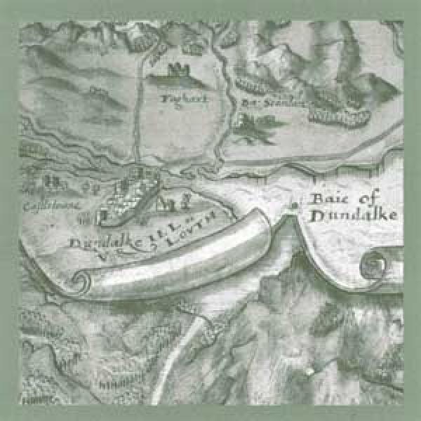 Dundalk Map Of Ireland.Irish Historic Towns Atlas Online Dundalk Royal Irish Academy