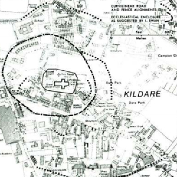 Irish Historic Towns Atlas Online Kildare Royal Irish Academy