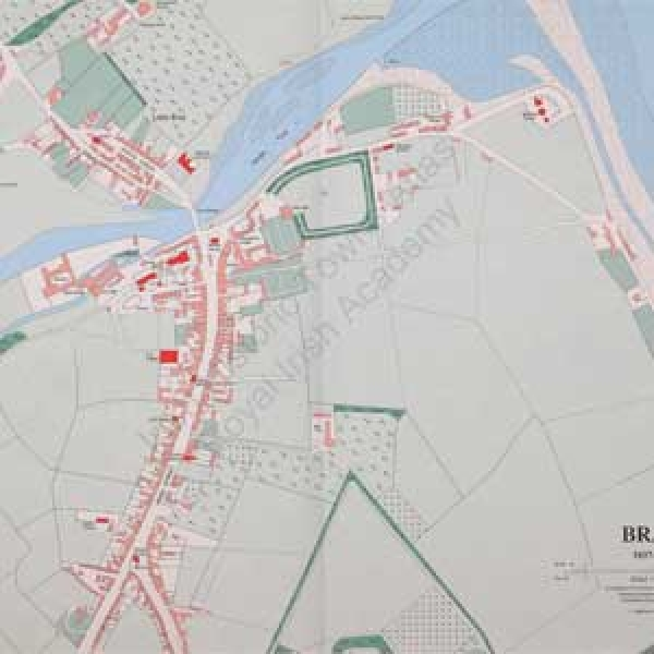 Irish Historic Towns Atlas Online Bray Royal Irish Academy